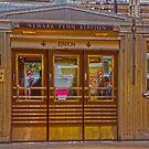 Newark Penn Station Series  by mikepaulhamus