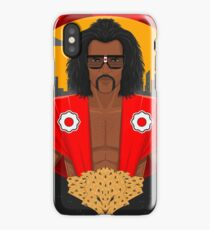 Who's the Master? iPhone Case