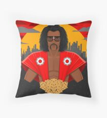 Who's the Master? Throw Pillow