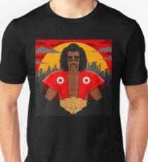 Wer ist der Meister? Slim Fit T-Shirt