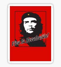 Viva la Revolución! Sticker