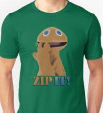Zip It! Unisex T-Shirt