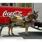 Stuck In Traffic / French Quarter Buggy by Sandra Russell