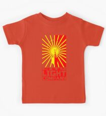 Night Watch: City Light Company Kids Tee
