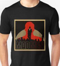 Mad Man TV Series Logo T-Shirt