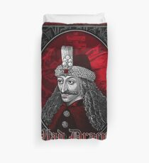Vlad Dracula Gothic Duvet Cover