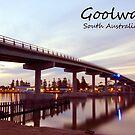 Goolwa - card by Michael Buddle