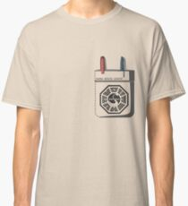 Dharma Initiative Scientist Classic T-Shirt