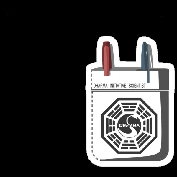 Dharma Initiative Scientist by JessdeM