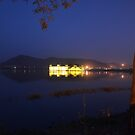 Jal Mahal - The Water Palace by redscorpion