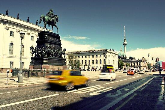Unter den Linden by Nicholas Coates