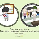 Between Adzan and Salat by SpreadSaIam
