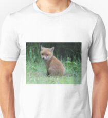 Cute little Fox cub Unisex T-Shirt