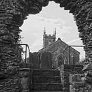 Maghera Old Church by stevieblack