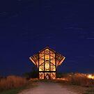 Shrine at Night by Tim Wright