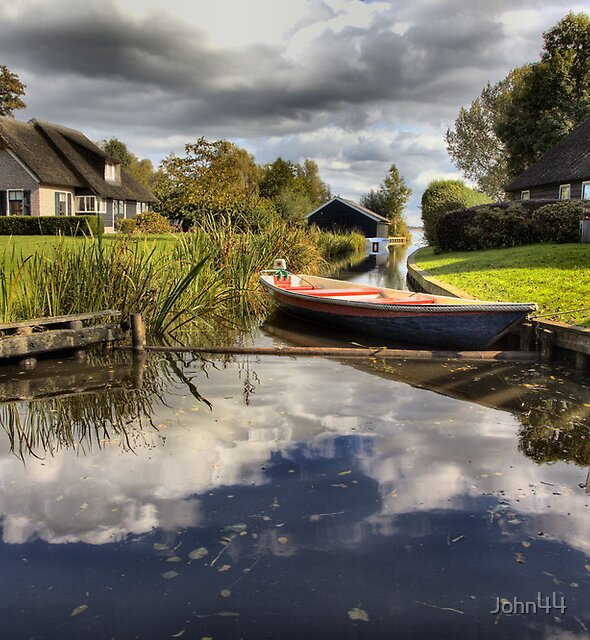 ♥♥ Giethoorn ♥♥ The Venice of Holland by John44