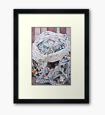 After Sir Francis Bacon (3 of 3) Framed Print
