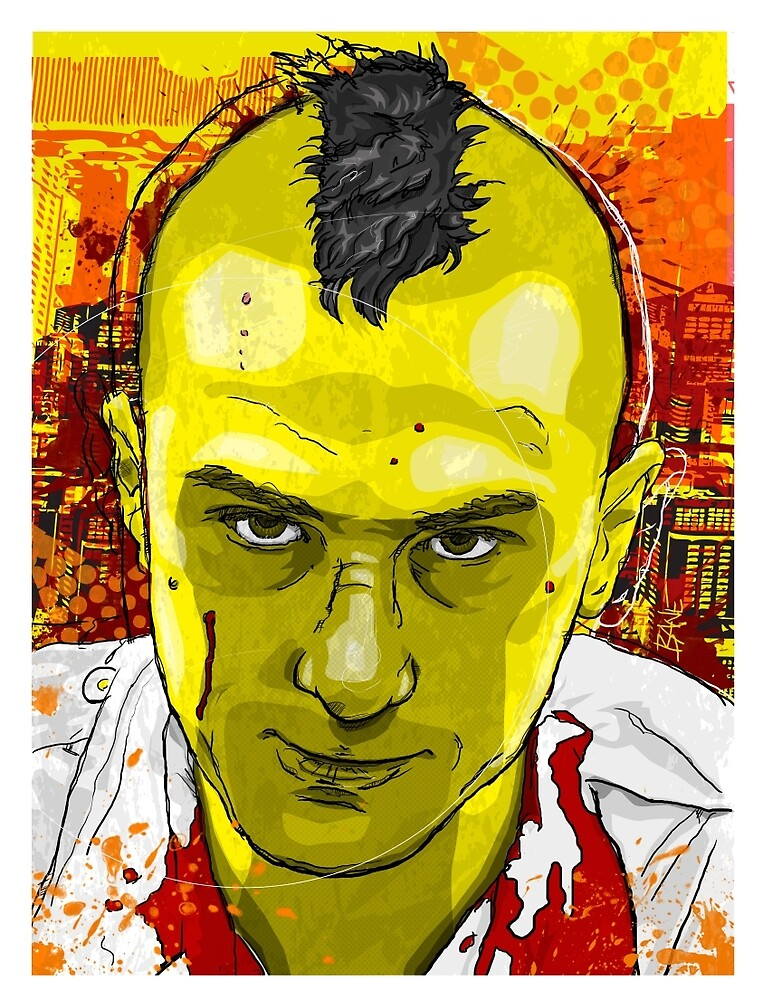 The Awakening of Travis Bickle by Todd Bane