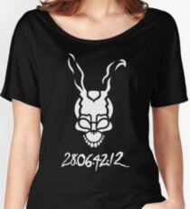 Donnie Darko Outline Women's Relaxed Fit T-Shirt