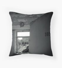 305 Throw Pillow
