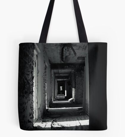 Your Room is the Last on the Left Tote Bag
