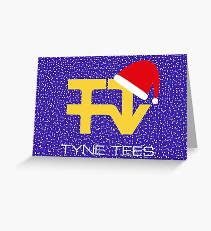 NDVH Christmas Tyne Tees Greeting Card
