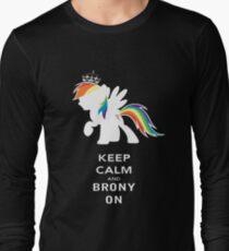 Keep Calm And Brony On T-Shirt