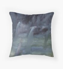 Another Gathering Throw Pillow