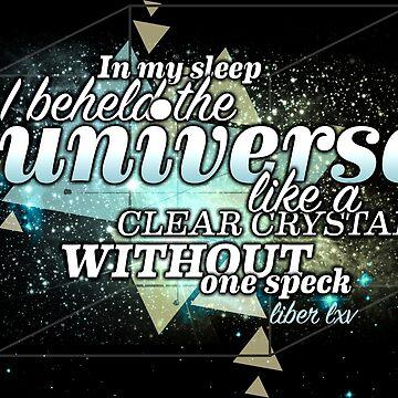 I Beheld the Universe by PHOSPHORUS