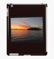Rocket Powered Island iPad Case/Skin