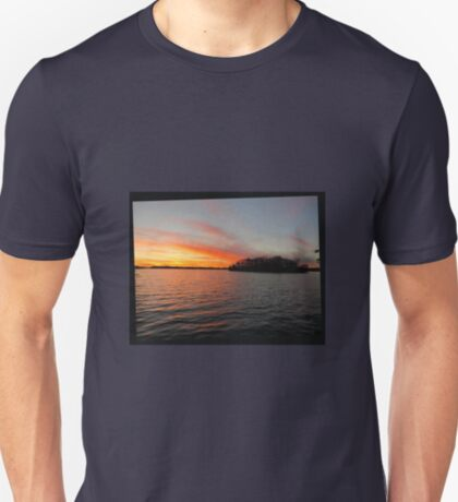 Rocket Powered Island T-Shirt