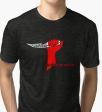 Long Live the Fighters Tri-blend T-Shirt