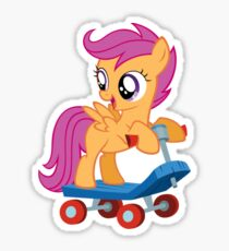 Scootaloo Sticker