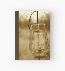 old lantern Hardcover Journal