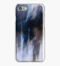 Crowded and Blue - A Colchester Street iPhone Case/Skin