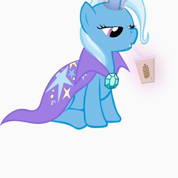 Trixie by imscootaloo