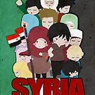 SYRIA - We're With You by SpreadSaIam