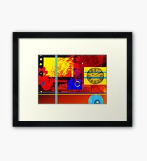 Ten After Framed Print
