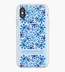 Bright Blue Sky iPhone Case