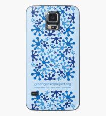 Bright Blue Sky Case/Skin for Samsung Galaxy