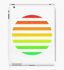 Blind Sunset iPad Case/Skin