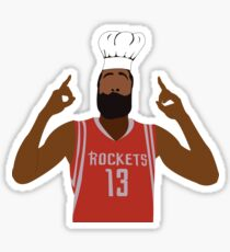 Chef Harden  Sticker
