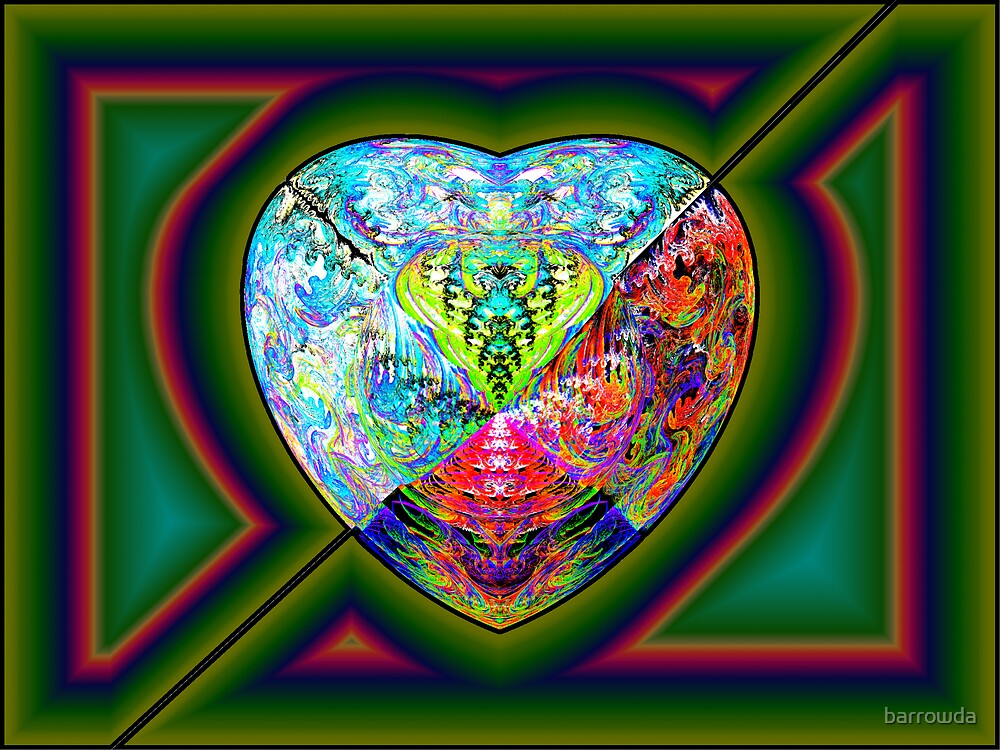TES#4: Twisted Heart  (UF0709)  by barrowda