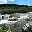 Lundbreck Panorama by Darcy Overland
