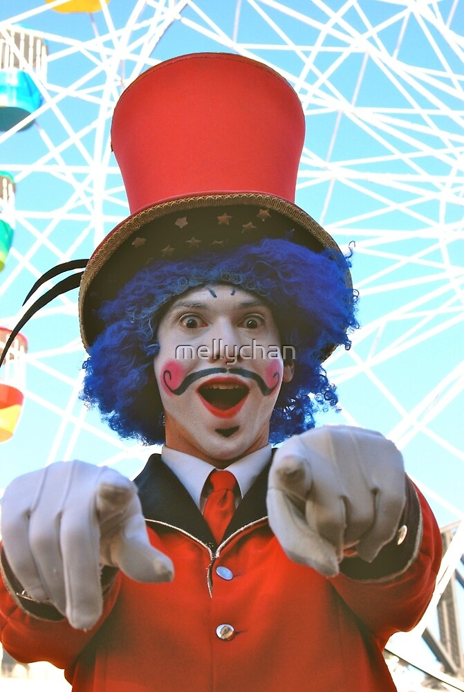 make sure you have fun!  luna park, sydney, australia by mellychan