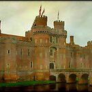 Herstmonceux Castle © by Dawn Becker