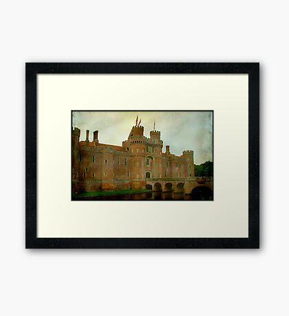 Herstmonceux Castle © Framed Print