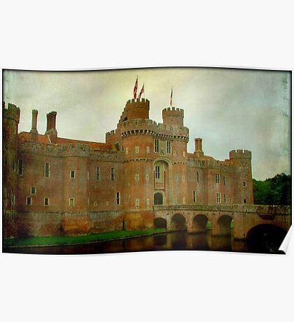 Herstmonceux Castle © Poster