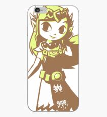 Vinilo o funda para iPhone Zelda - Spirit Tracks