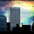 Downtown Milwaukee © by Dawn Becker
